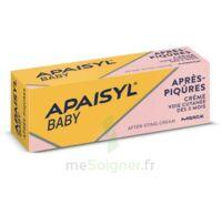 Apaisyl Baby Crème Irritations Picotements 30ml à BRUGUIERES