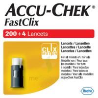 Accu-chek Fastclix Lancettes B/204 à BRUGUIERES