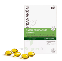 Aromaforce Caps Bronches Bio B/30 à BRUGUIERES