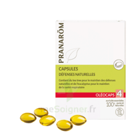 Oléocaps 4 Caps Système Immunitaire Bio B/30 à BRUGUIERES