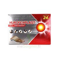 Nurofenplast 200 Mg Emplâtres Médicamenteux 4 Sachets à BRUGUIERES