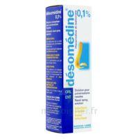 Desomedine 0,1 % S Pulv Nas En Flacon Spray/10ml à BRUGUIERES