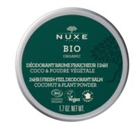 Nuxe Bio Déodorant Baume Fraîcheur 24h Toutes Peaux Pot/50g à BRUGUIERES
