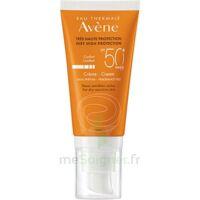 Avène Eau Thermale Solaire Crème 50+ Sans Parfum 50ml à BRUGUIERES