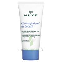 Crème Fraiche® De Beauté - Masque Hydratant 48h Et Anti-pollution50ml à BRUGUIERES