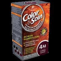 Color&soin Kit Coloration Permanente 4m Châtain Acajou à BRUGUIERES