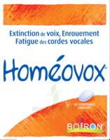 Boiron Homéovox Comprimés à BRUGUIERES