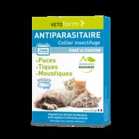Vetoform Collier Antiparasitaire Preventif Pour Chat Et Chaton à BRUGUIERES