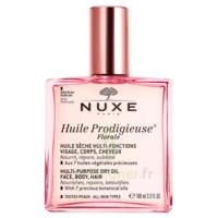 Huile Prodigieuse® Florale - Huile Sèche Multi-fonctions Visage, Corps, Cheveux 100ml + Parfum Floral à BRUGUIERES