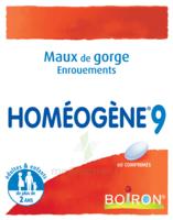 Boiron Homéogène 9 Comprimés à BRUGUIERES