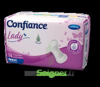 Confiance Lady Protection Anatomique Incontinence 4 Gouttes Sachet/14 à BRUGUIERES
