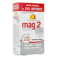 Mag 2 24h Comprimés Lp Nervosité Et Fatigue B/45+15 Offert à BRUGUIERES
