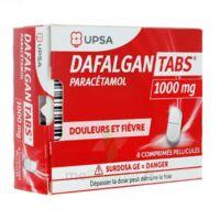 Dafalgantabs 1 G Cpr Pell Plq/8 à BRUGUIERES