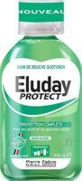 Pierre Fabre Oral Care Eluday Protect Bain De Bouche 500ml à BRUGUIERES