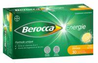 Berocca Energie Comprimés Effervescents Orange B/30 à BRUGUIERES