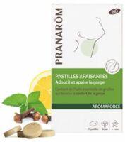 Pranarôm Aromaforce Pastilles Apaisantes+ B/21 à BRUGUIERES