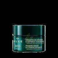 Nuxe Bio Masque Détoxifiant Eclat 50ml à BRUGUIERES